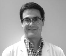 Javier Bartolomé Biólogo molecular