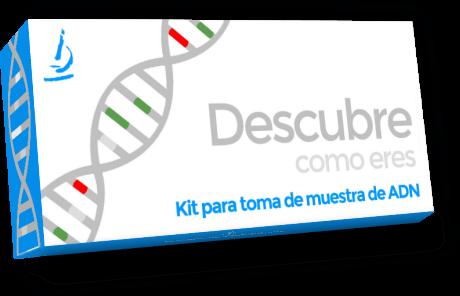 Kit para toma de muestra de ADN