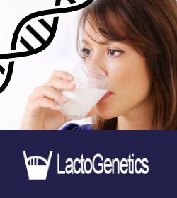 Test genetico intolerancia lactosa