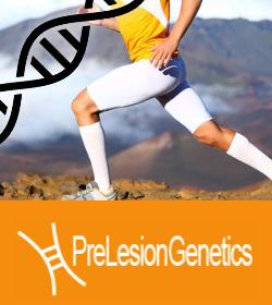 Test genetico de riesgo de lesiones